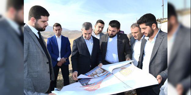 Yeşilyurt Belediyesi 'Yeni Çırmıktı' projesini başlatıyor