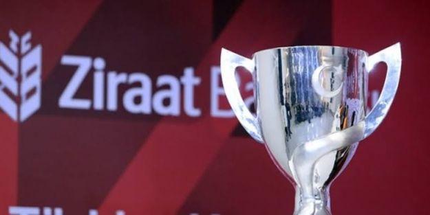 Ziraat Türkiye Kupası'nda 5.Tur kurası çekilecek
