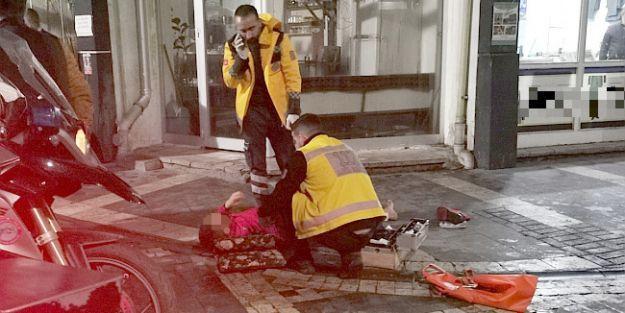 Akpınar'da silahlı kavga: 2 yaralı