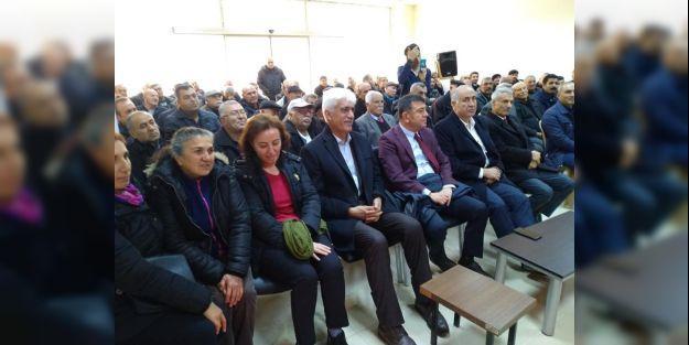 CHP Yazıhan İlçe Başkanlığı'na Çalışkan yeniden seçildi