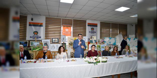Dünya Kadın Hakları Günü dolayısıyla etkinlik düzenlendi