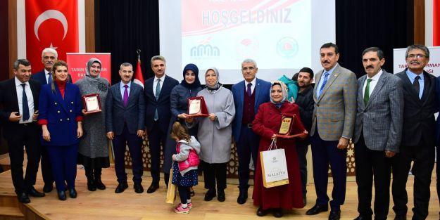 'Genç Çiftçiler Projesi' ödül töreni düzenlendi