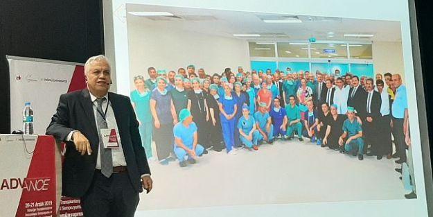 Karaciğer ekibi Malatya'ya karizma katıyor