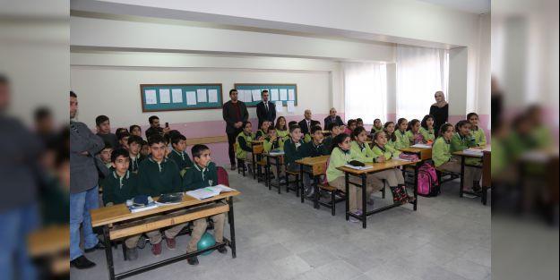 Öğrencilere #039; Sıfır Atık Projesi eğitimi verildi