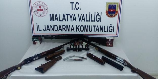 Silah Kaçakçılarına Operasyon… 2 Gözaltı