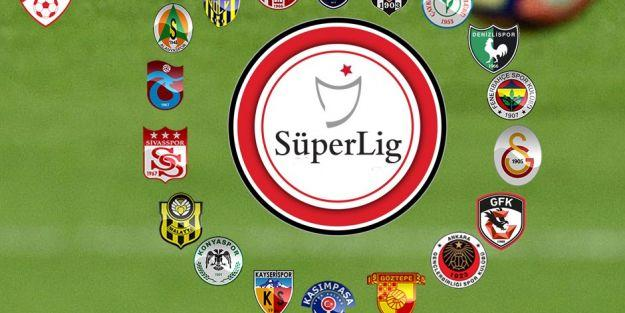 Süper Lig'de 16.haftanın görünümü