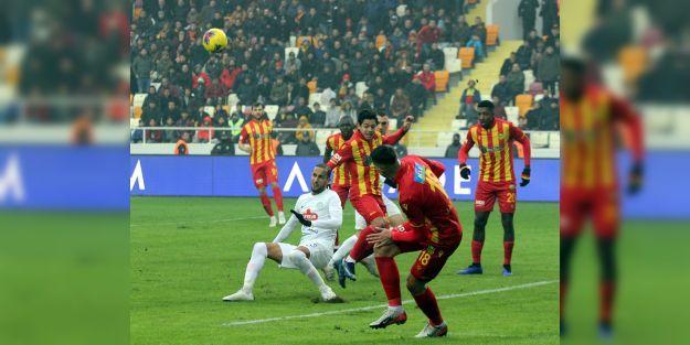 Yeni Malatyaspor evinde kötü oynadı, kaybetti