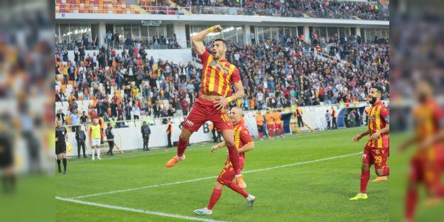 Yeni Malatyaspor'da üç oyuncu 21 gole imza attı