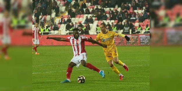 BYMS, rövanşta Sivasspor'u konuk edecek