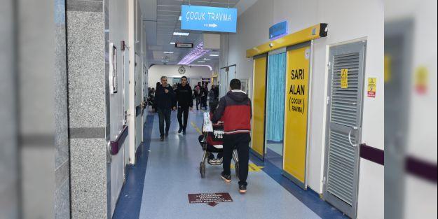Eğitim-Araştırma'da 3 Milyon Hastaya Hizmet Verildi