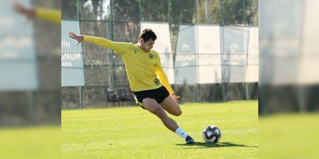 Guilherme, Yeni Malatyaspor'da kaldı