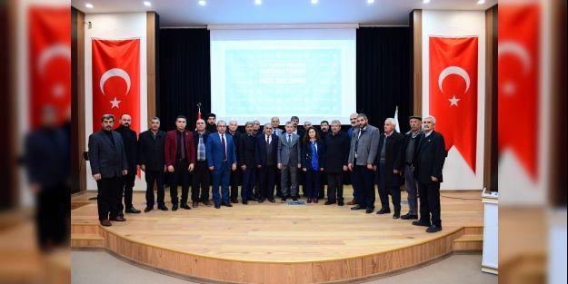 'İlk Yardım Eğitim' seminerine katılan muhtarlara sertifika verildi