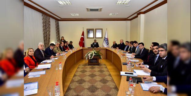 'Kadına Yönelik Şiddet' ile ilgili toplantı düzenlendi