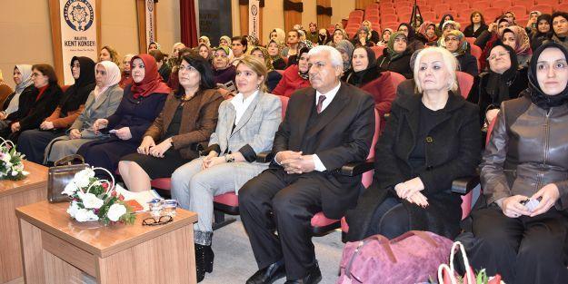 Kent Konseyi Kadın Meclisi'nin genel kurulu yapıldı
