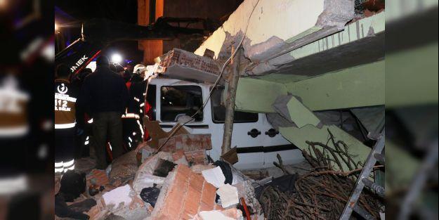 Malatya'da 797 yapıda hasar oluştu