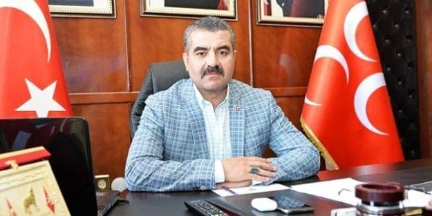"""MHP İl Başkanı: Görevi Bıraktım"""""""