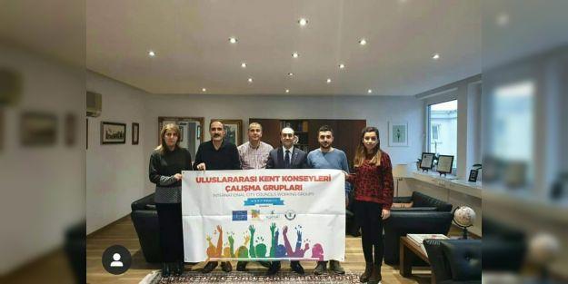 'Uluslararası Kent Konseyleri Çalışma Grupları' toplantısı Almanya'da yapıldı