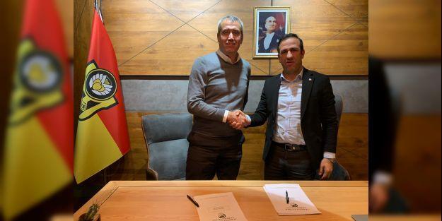 Yeni Malatyaspor'un Süper Lig'deki dördüncü hocası