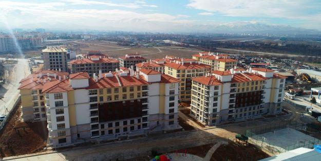Yeşiltepe'de Kentsel Dönüşüm Tamamlandı