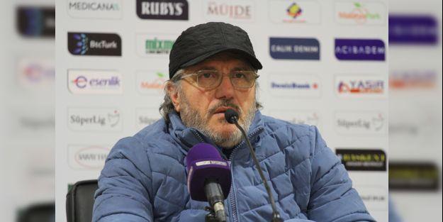 """'Biz Daha İstedik Sanki Malatyaspor'dan.."""""""