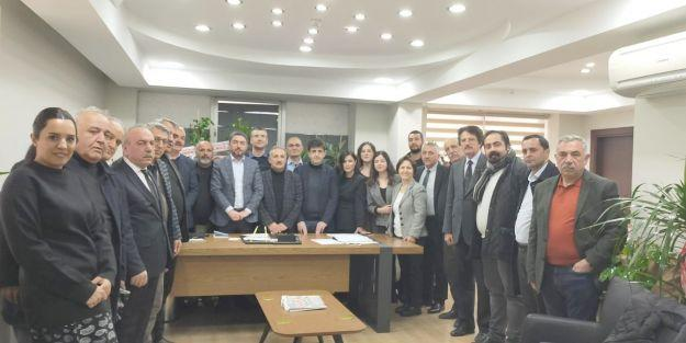 CHP yönetimi görev dağılımı yaptı