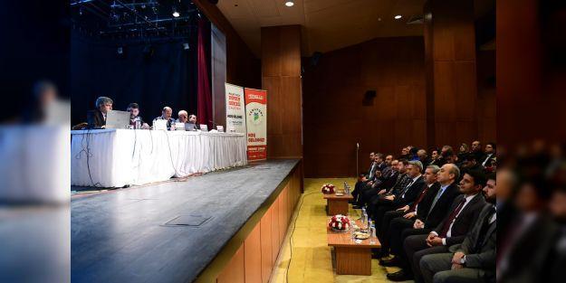 'Malatya'da Deprem Gerçeği Çalıştayı' düzenlendi
