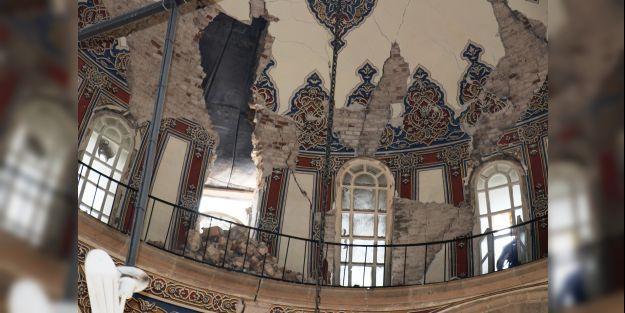 Malatyave Elazığ'da 20 Tarihi Yapı Hasar Gördü