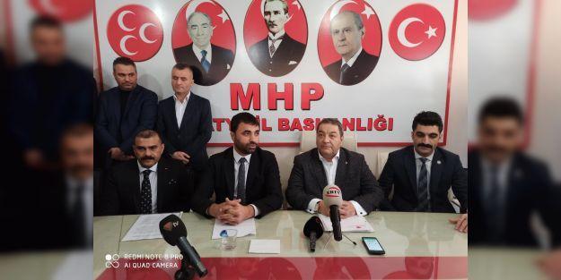 MHP'nin Yeni İl Yönetimi de Belirlendi
