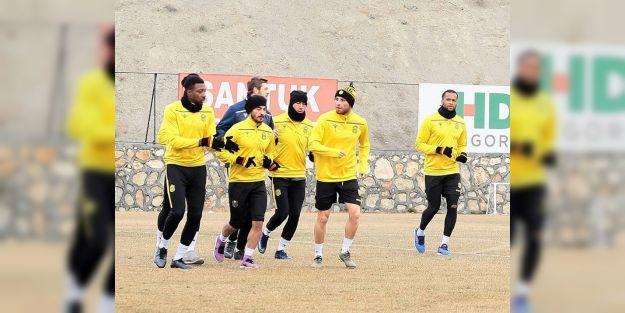 Yeni Malatyaspor, MKE Ankaragücü maçı hazırlıklarına başladı