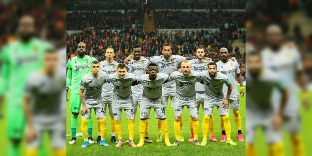 Yeni Malatyasporun yüzü ikinci yarıda gülmüyor
