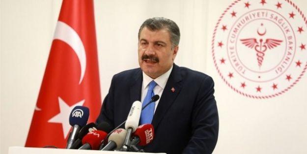 Bakan Açıkladı.. Türkiye'de İlk Koronavirüs Vakası