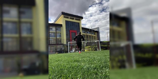 BYMS'li futbolcular tesisi dönüşümlü olarak kullanıyor