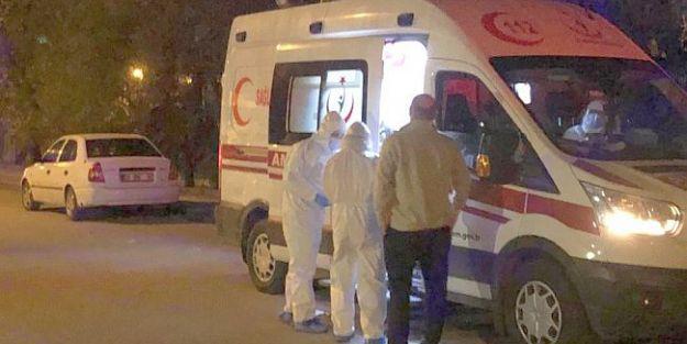 Karantinaya uymadı, polis ve sağlık ekipleri harekete geçti