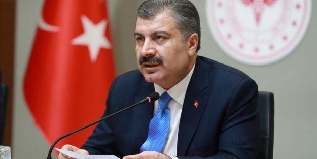 Sağlık Bakanı Koca: Toplamda 8 bin 631 kişi hastalığı yendi