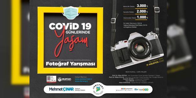 'COVİD-19 Günlerinde Yaşam' konulu fotoğraf yarışması düzenlenecek