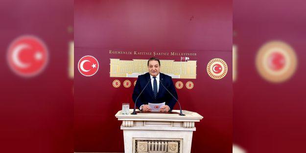Milletvekili Fendoğlu'dan 19 Mayıs ve Kadir Gecesi mesajı