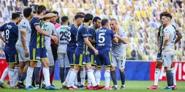 BYMS Fenerbahçe Karşısında Son Saniyelerde Yıkıldı:3-2