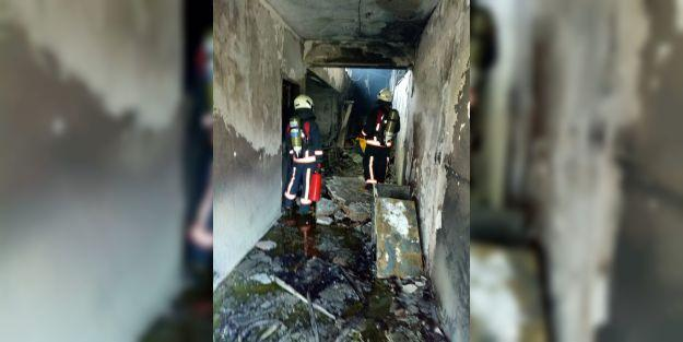 Malatya İnönü Üniversitesinde laboratuvarda patlama meydana geldi