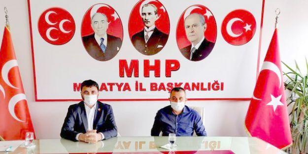 """'MHP'li Kardeşlerimizle İstişare İle Yola Devam Edeceğiz"""""""