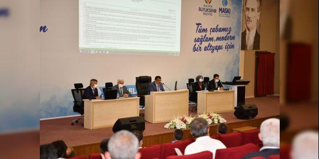 Büyükşehir Belediye MeclisiTemmuz ayı çalışmalarına başladı