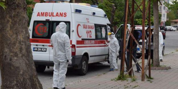 Koronavirüs Malatya'da 'Kırmızı' Alarm Veriyor
