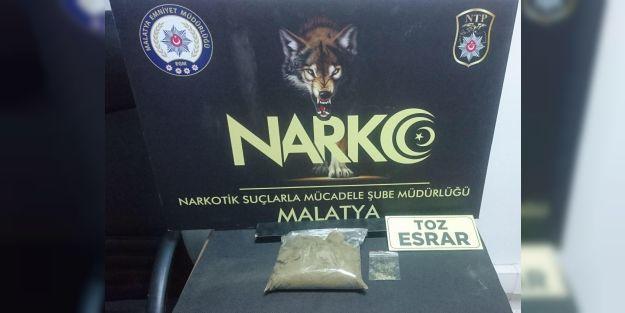 Uyuşturucu operasyonlarında 4 tutuklama