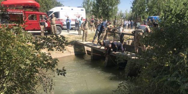 Kayıp Şahıs Sulama Kanalında Ölü Bulundu
