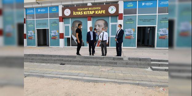 """Çınar:'Mahallelerimiz güzelleşiyor ve değişiyor"""""""