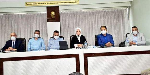 """'Malatya'da 74 Bin Kişiye Sosyal Destek Verdik"""""""