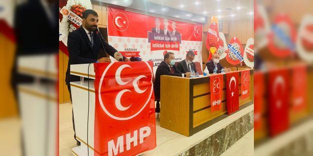 MHP Malatya İl Kongresi yapıldı