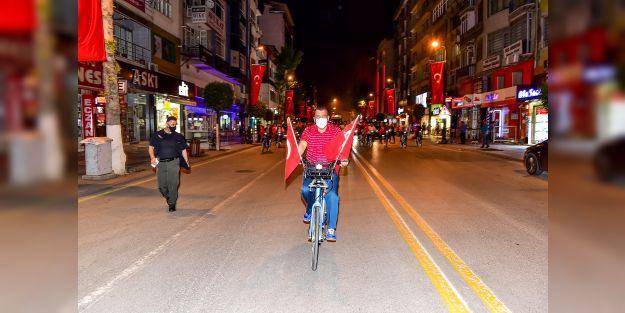 Zabıtalar denetimlerini bisikletle yapacak