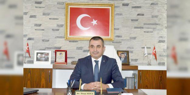 AK Parti İl Kongresi Miting Alanında Yapılacak