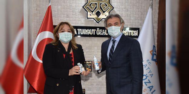 Bakan Yardımcısı Demircan MTÜyü ziyaret etti