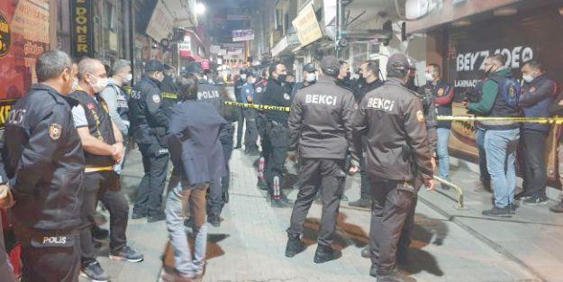 Baskına Giden Polis Ceset Buldu